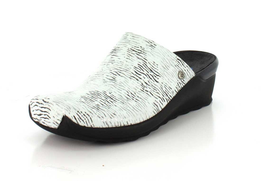 Wolky Comfort Sneakers Ewood B01LZ8QMC2 39 M EU / 7.5-8 B(M) US|White/Black