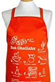 bread apron - Kosher Apron. Sylish, fun, colorful aprons make for a great gift all year round! (Hot Challahs/Bread) Made in Jerusalem