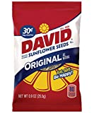 DAVID Roasted and Salted Original Sunflower Seeds, 0.9 oz, 36 Pack Review
