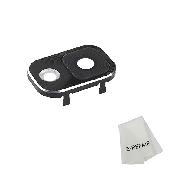 wholesale dealer 329aa 79e1a Rear Back Camera Glass Lens Replacement Part for Samsung Galaxy Note 3 N900  N9005 N900a N900v (Black-silver)