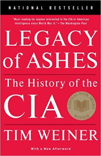 Legacy Of Ashes: The History Of The CIA Mobi Download Book