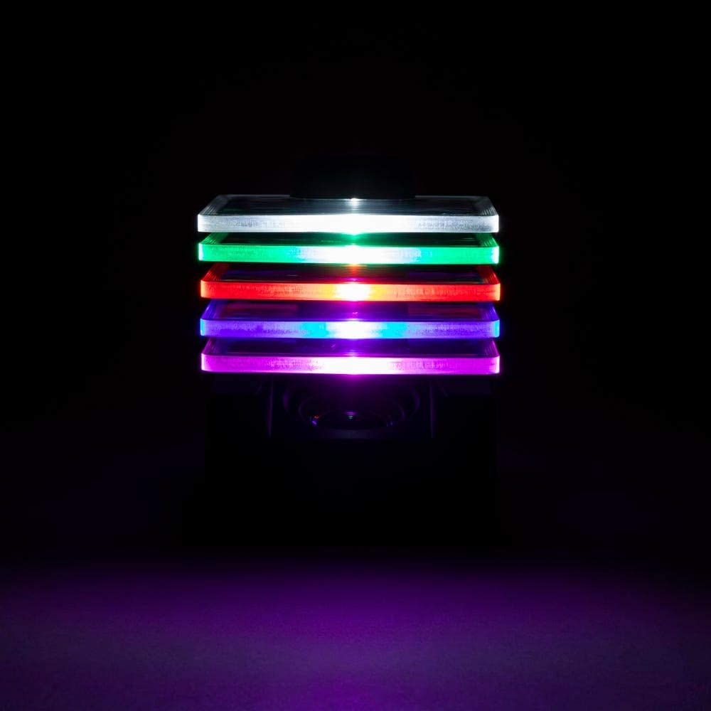 Bluetooth Color-Changing Wireless Speaker