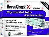 VersaCheck VCX1P-5709 X1 Payroll gT