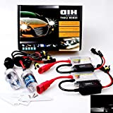 UXOXAS 12V 35W H7 Hid Xenon Conversion Kit 6000K