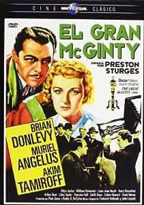 El Gran Macgiuly [DVD]