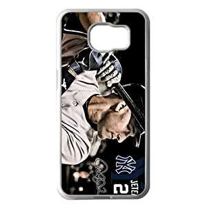 New York Yankees-2#Jeter Phone Case for Samsung S6