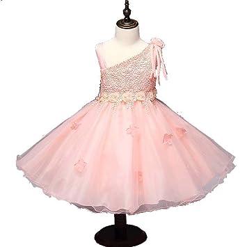 ZSRHH-Falda Vestido de Mujer Niñas Bowknot Vestido de Princesa ...