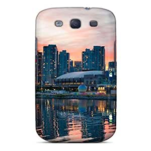 Fashion TJPfPJm2833WqwZi Case Cover For Galaxy S3(beautiful Vancouver Canada)