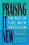 Praising It New, , 0804011095