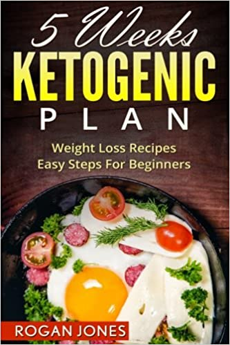 Ketogenic Diet: Beginner's Guide To Rapid Weight Loss With Easy To Follow Recipes - Ketogenic Cookbook
