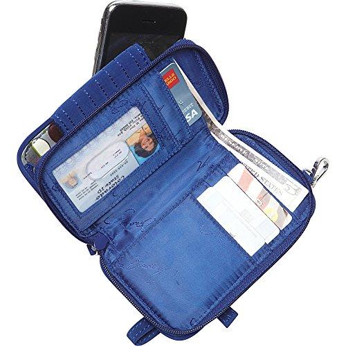 0 espresso Wallet Wristlet Vera Bradley Solids Smartphone 2 xPzIwOwq0C