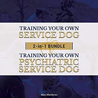 Amazoncom Service Dog Training Your Own Service Dog And