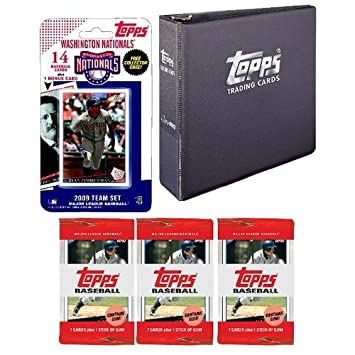 Amazon.com: Topps MLB 2009 – Juego de cartas coleccionables ...