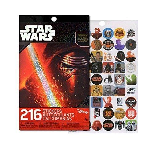 Star Wars Sticker Pad 200 Plus Stickers