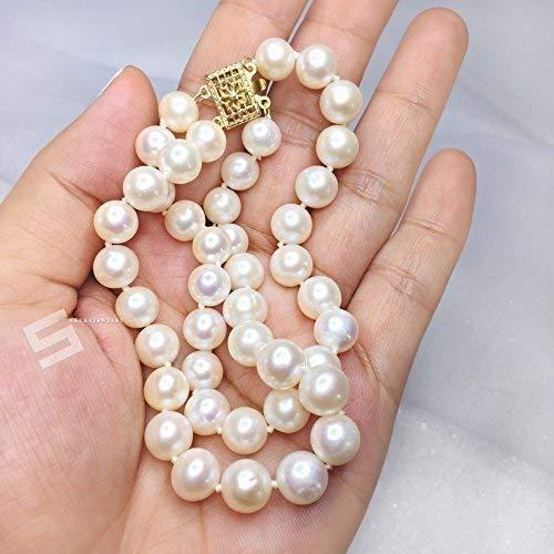 Vintage Style 2 Strands Natural Freshwater Pearl Bead Bracelet 14k Gold Filled BraceletLuxury Fine Pearl Gold BraceletPeal Bead Bracelet