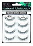 (3 Pack) ARDELL Professional Natural Multipack - 110 Black