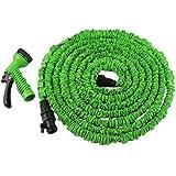 KonShop - Flexibler Gartenschlauch - 30 Meter - Wasserschlauch Flexibel - Gartenteichschlauch