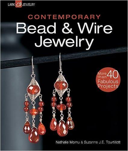 Book Contemporary Bead & Wire Jewelry (Lark Jewelry Books)