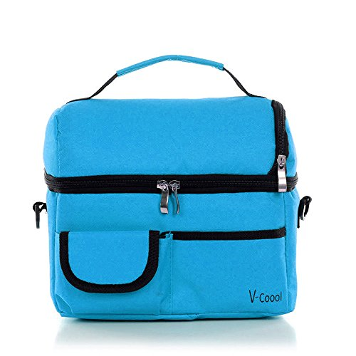 MOACC 8L Cooler Bag Large Capacity Picnic Bag Waterproof Soft Insulated Lunch Bag Tote for Grocery Camping Car – DiZiSports Store