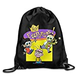 The Fairly OddParents Nylon Travel Daypack Home Travel Sport Storage