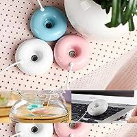 Gaddrt® Air Purifier Mini USB Donuts Humidifier Floats On