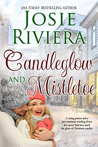Candleglow and Mistletoe by [Riviera, Josie]