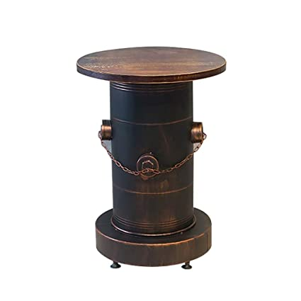Cool Amazon Com Vintage Bar Stool Bar Chair Oil Barrel Tables Download Free Architecture Designs Rallybritishbridgeorg