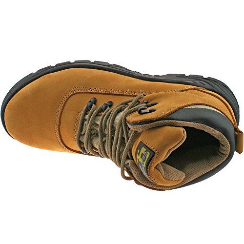 Yarmo -Botas para Hombre de color Honey de talla 41 (uk 7)