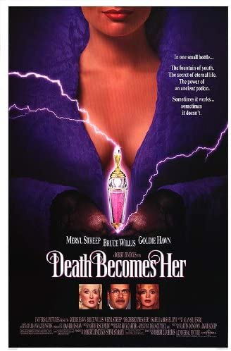 POSTER-DEATH BECOMES HER at Amazon's Entertainment Collectibles Store