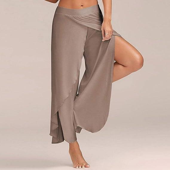 Martinad Elegantes Falda Pantalones Mujer Pantalon Verano ...