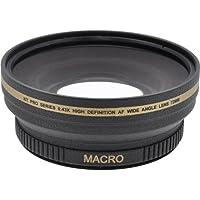Xit XT72WAB 72mm 0.43 Wide Angle Lens (Black)