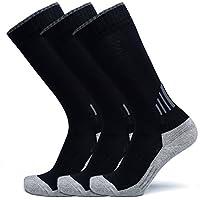 Boys Girls Youth Knee High Cotton Soccer Socks,...