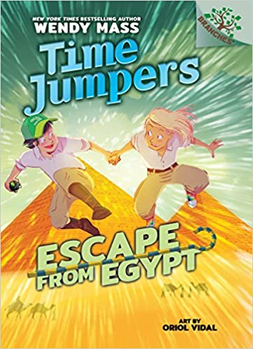 Time Jumpers Escape From Egypt