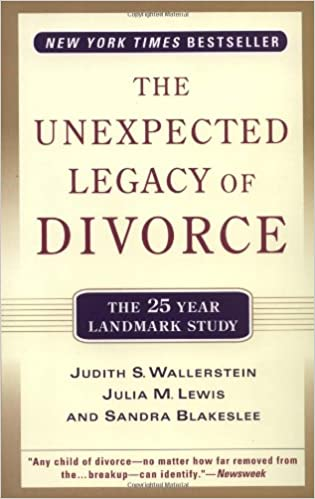 Psychology Case Study - Divorce negatively affect children?
