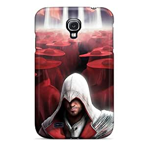 Fashion Design Hard Cases Covers/ EFe6272pEDi Protector For Galaxy S4