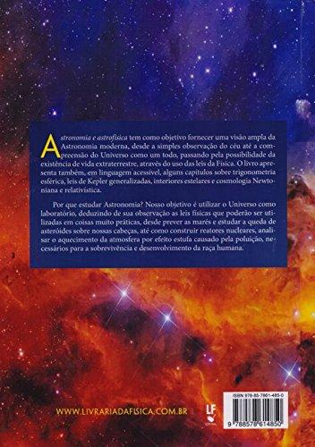 Astronomia e Astrofísica: Kepler de Souza Oliveira Filho: 9788578614850: Amazon.com: Books