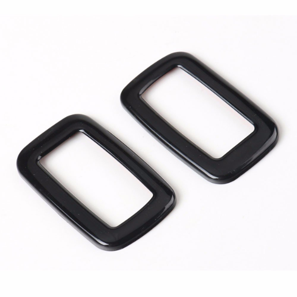 Chrome Nicebee ABS 4pcs//Set Door Window Lift Glass Switch Button Trim Cover for Jeep Grand Cherokee 2011-2016