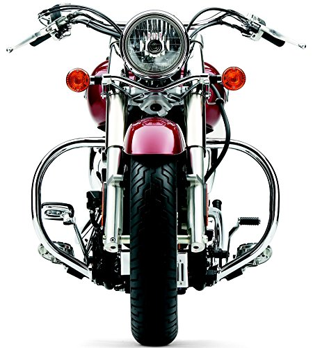 (Cobra Standard Chrome 1-1/4&Prime, Freeway Bars 11201)