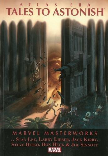 Marvel Masterworks: Atlas Era Tales to Astonish Volume 1 TPB