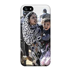 Great Hard Phone Cases For Iphone 5/5s With Provide Private Custom Vivid Rise Against Image RichardBingley