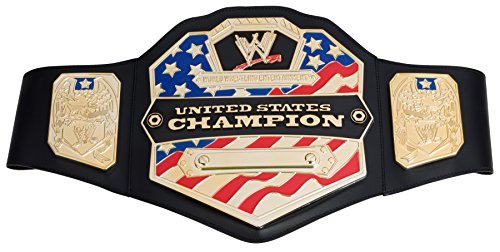 WWE United States Championship Belt, Frustration-Free Packaging by WWE