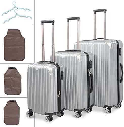 072e673f91a3 Shopping 3 Stars & Up - $100 to $200 - Silvers or Ivory - Luggage ...