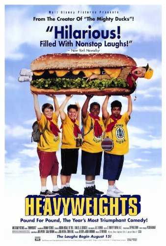 Heavyweights POSTER Movie (27 x 40 Inches - 69cm x 102cm) (1995)