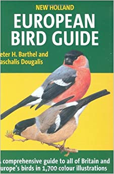 Book New Holland European Bird Guide