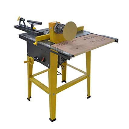 110v 1500w Multifunction Woodworking Table Saw Bench Saw Metal Wood