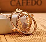 Potter Necklace time Converter Hourglass