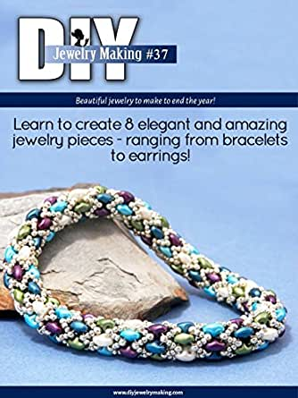 DIY Jewelry Making # 37 (Formerly DIY Beading Magazine