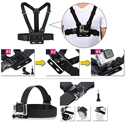 Buy gopro black hero 5 accessories