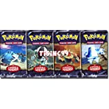 Pokemon-e EX Hidden Legends Trading Card Game Booster Pack [Toy]