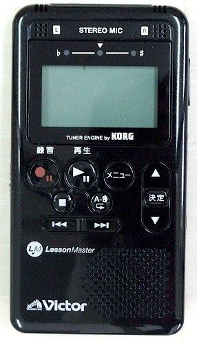 JVCケンウッド ビクター ポータブルデジタルレコーダ XA-LM1 B002QHRSFA